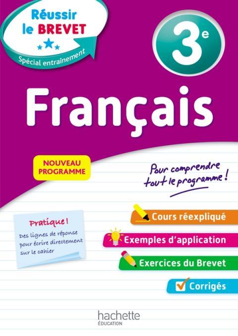 Réussir au collège - Français 3e
