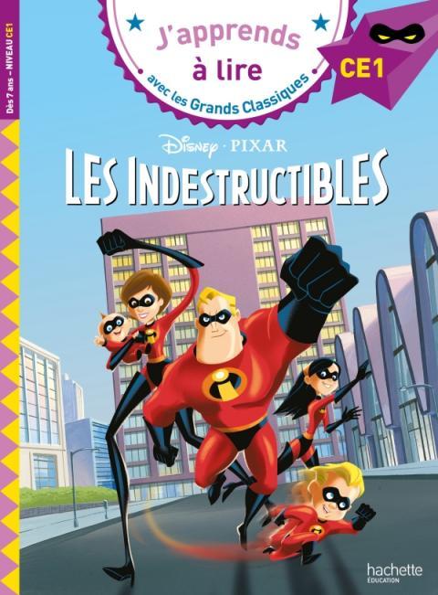 Les Indestructibles CE1