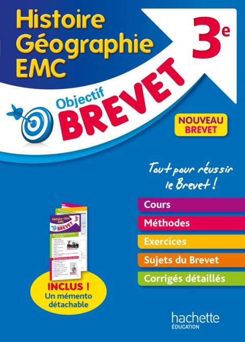 Objectif Brevet - Histoire-Géographie-Éducation civique