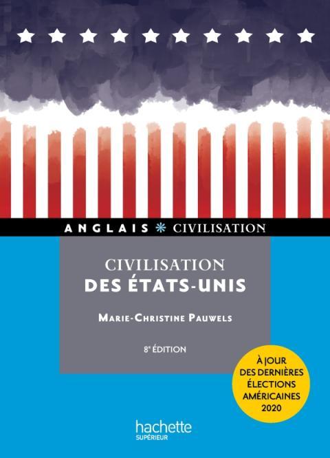 HU - Civilisation des États-Unis (8e édition)