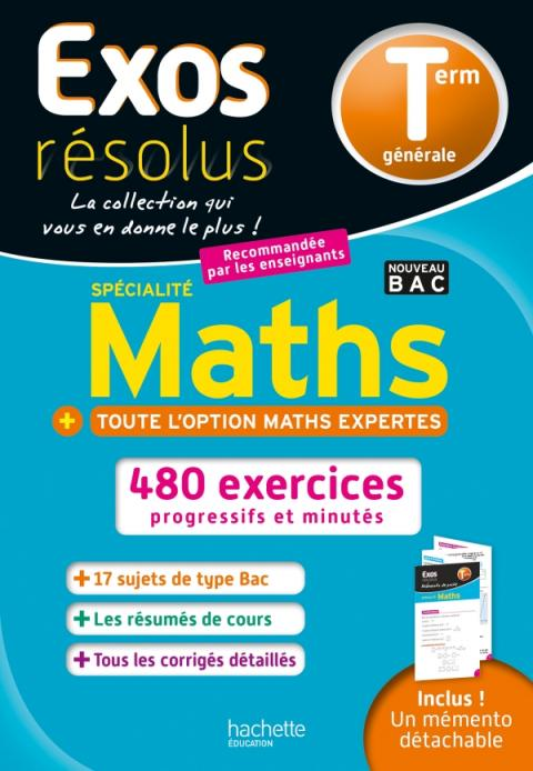 Exos Resolus Spé Maths Term