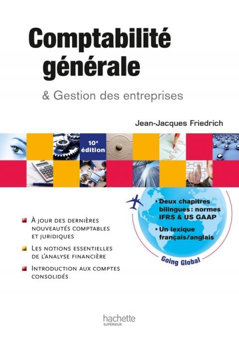 Comptabilité générale et gestion des entreprises (HU Gestion)