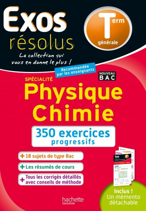 Exos Resolus Physique Chimie Term