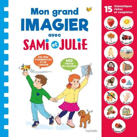 Mon grand imagier avec Sami et Julie